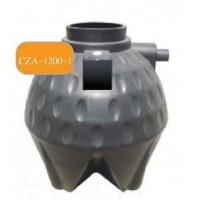 CZA-1200-1 ถังบำบัดน้ำเสียรวมชนิดไร้อากาศ  ความจุ 1200 ลิตร