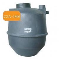 CZA-1800  ถังบำบัดน้ำเสียรวมชนิดไร้อากาศ  ความจุ 1800 ลิตร