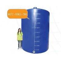 RCC-10KL-280  ถังเก็บน้ำ-สารเคมี ความจุ  10,000  ลิตร ทรงขวด  ฝาเกลียว